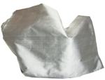 Billede af Sølvgrå silke