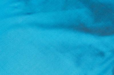 Billede af Azur blå metervare Thaisilk