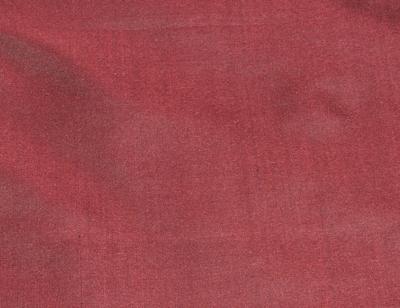 Billede af Vinrød silke