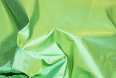Billede af Lys grøn Thaisilke - metermål