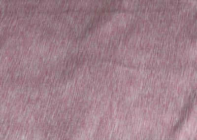 Billede af Rød og Sølv silke  23 momme