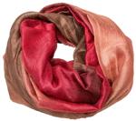 Billede af Sunset silketørklæde