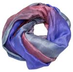 Billede af Violet grå dipion silke