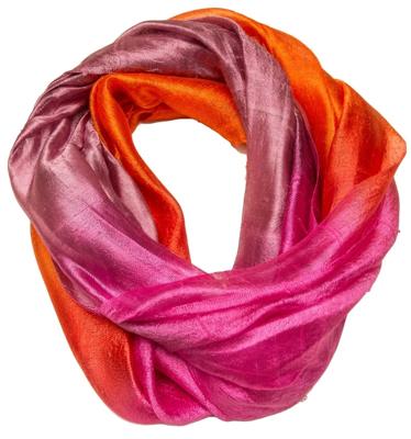 Billigt silketørklæde