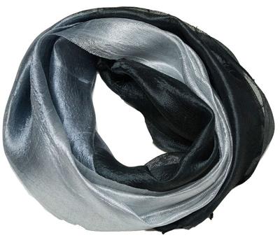 Sort silke